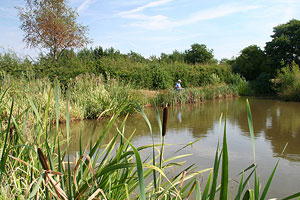 Charity Farm Fisheries is a popular and well stocked coarse fishery comprising of four landscaped ponds set in beautiful open countryside. Available for day ticket and match fishing.